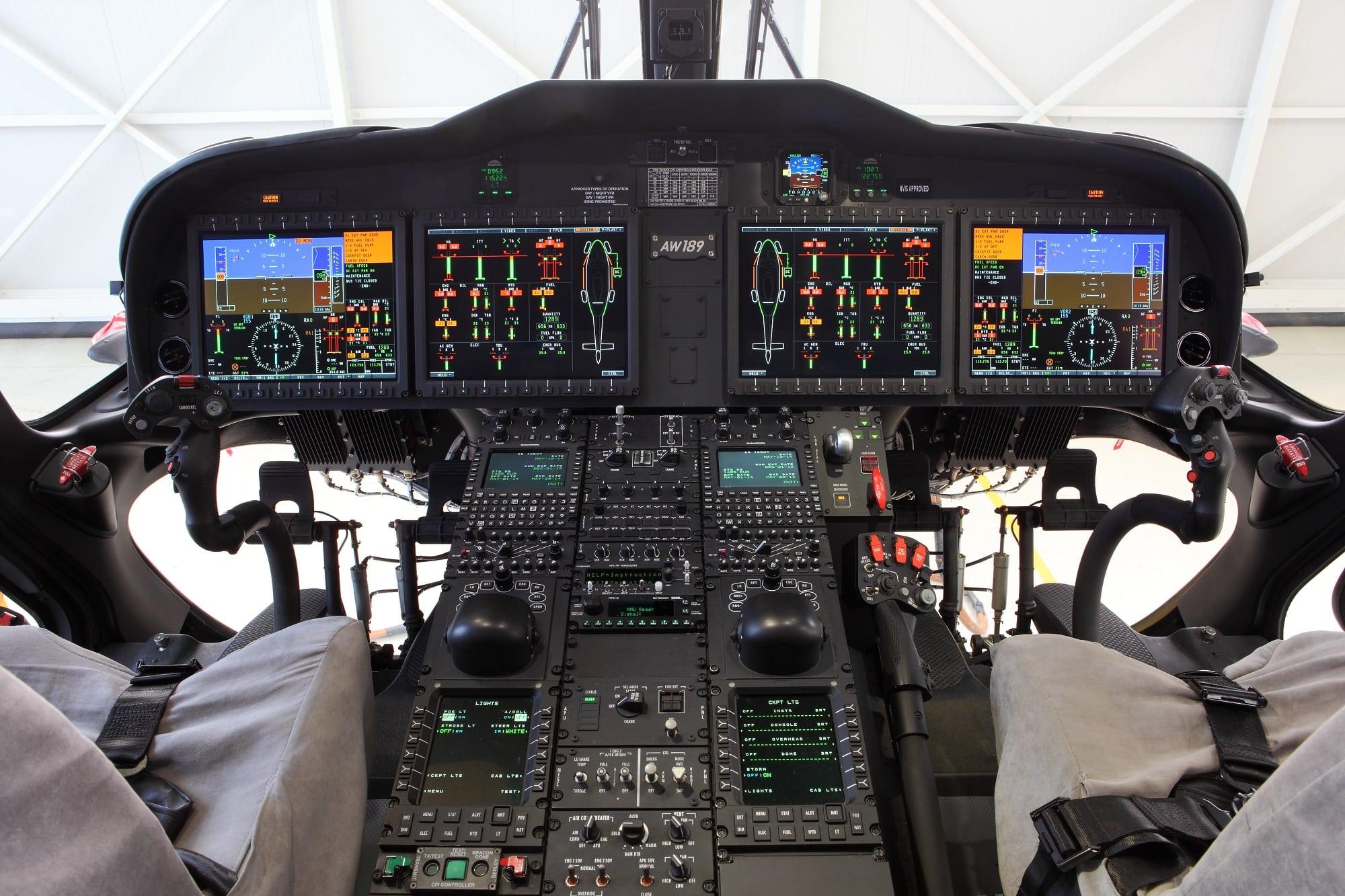 Flight Displays - Meggitt - Enabling the Extraordinary