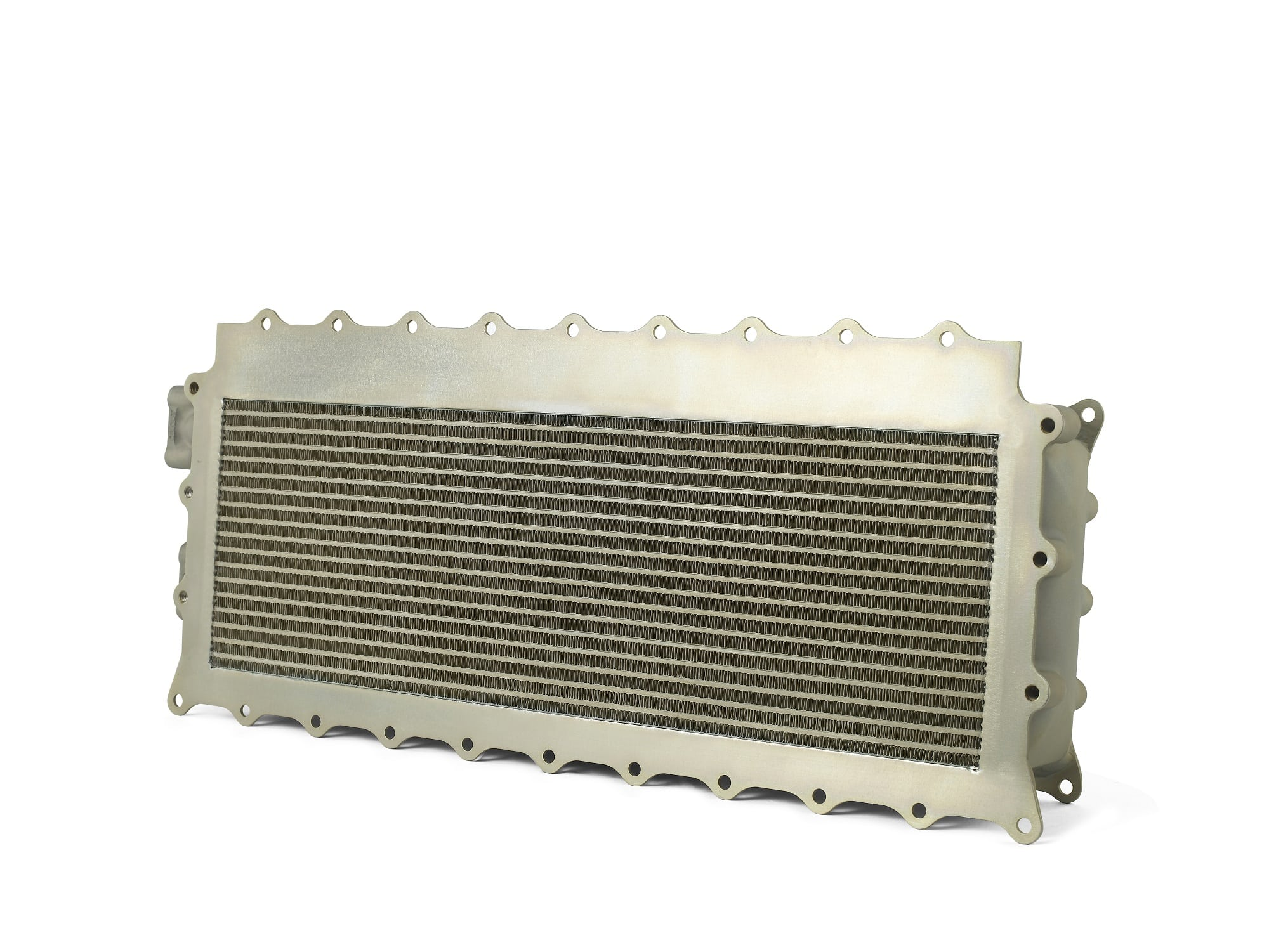 Meggitt heat exchanger, plate and fin