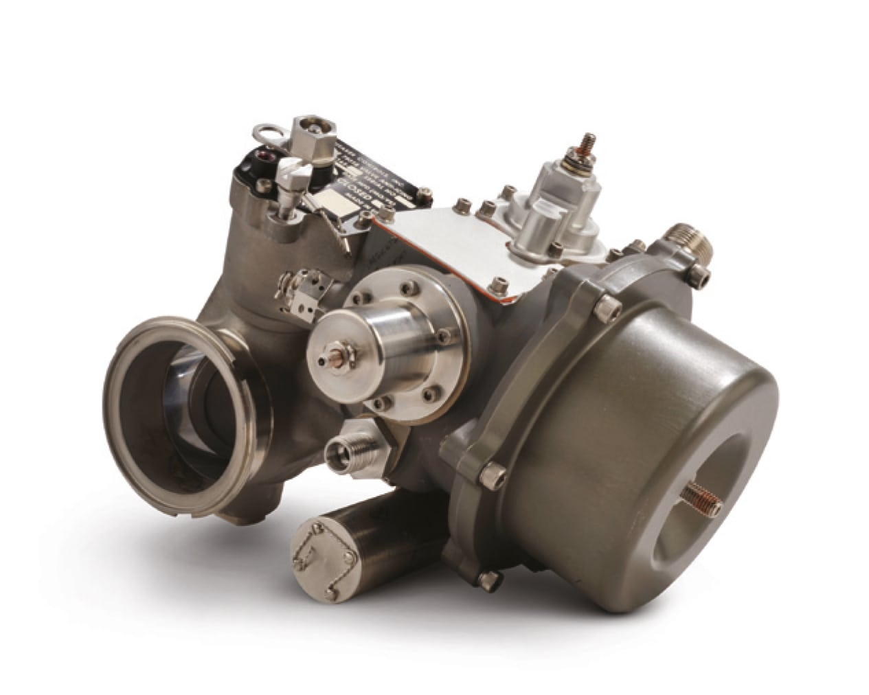 Whittaker Controls Butterfly valve from Meggitt
