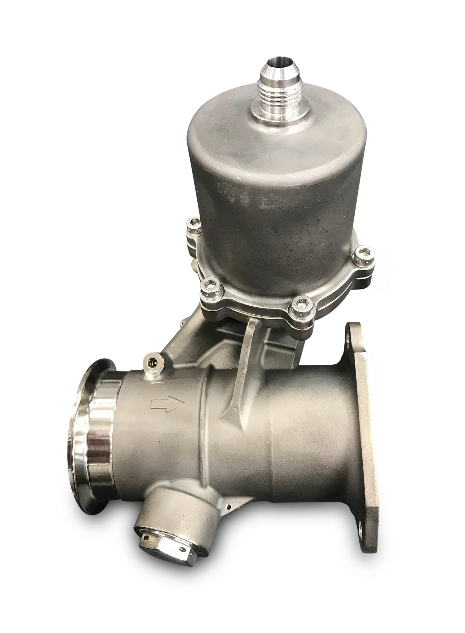 Whittaker Controls pressure reducing valves by Meggitt