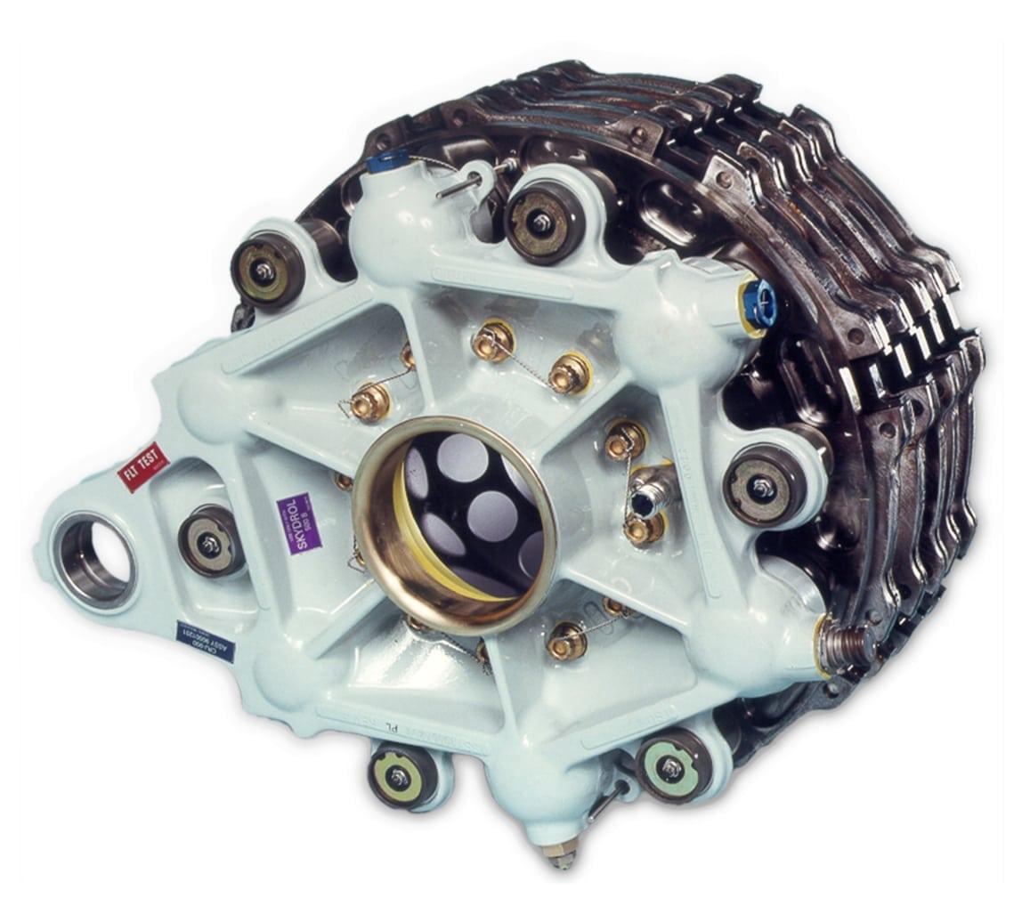 Brake Pad Clips >> Wheels & Brakes - Meggitt - Enabling the Extraordinary